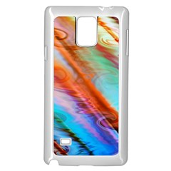 Cool Design Samsung Galaxy Note 4 Case (white) by BangZart