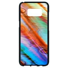 Cool Design Samsung Galaxy S8 Black Seamless Case by BangZart