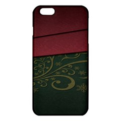 Beautiful Floral Textured Iphone 6 Plus/6s Plus Tpu Case by BangZart