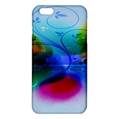 Abstract Color Plants Iphone 6 Plus/6s Plus Tpu Case by BangZart