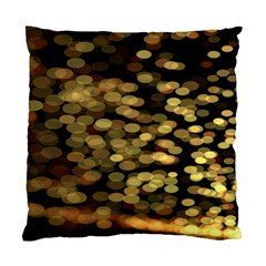 Blurry Sparks Standard Cushion Case (one Side) by BangZart
