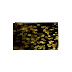 Blurry Sparks Cosmetic Bag (small)  by BangZart