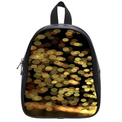 Blurry Sparks School Bags (small)  by BangZart