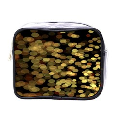 Blurry Sparks Mini Toiletries Bags by BangZart