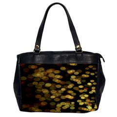 Blurry Sparks Office Handbags by BangZart