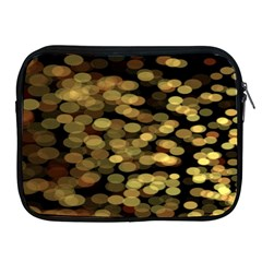 Blurry Sparks Apple Ipad 2/3/4 Zipper Cases by BangZart