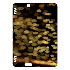 Blurry Sparks Kindle Fire Hdx Hardshell Case by BangZart