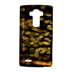 Blurry Sparks Lg G4 Hardshell Case by BangZart