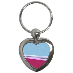 Cracked Tile Key Chains (heart)  by BangZart