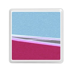 Cracked Tile Memory Card Reader (square)  by BangZart