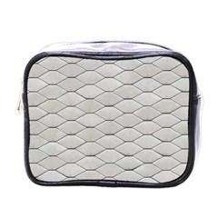Roof Texture Mini Toiletries Bags by BangZart