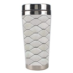 Roof Texture Stainless Steel Travel Tumblers by BangZart