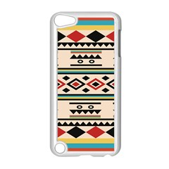 Tribal Pattern Apple Ipod Touch 5 Case (white) by BangZart