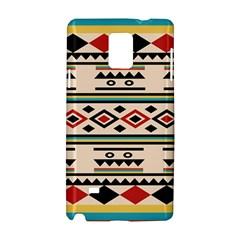 Tribal Pattern Samsung Galaxy Note 4 Hardshell Case by BangZart