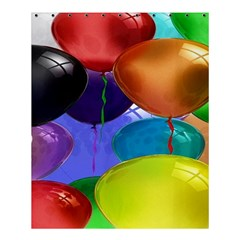 Colorful Balloons Render Shower Curtain 60  X 72  (medium)  by BangZart