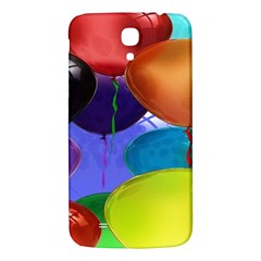 Colorful Balloons Render Samsung Galaxy Mega I9200 Hardshell Back Case by BangZart