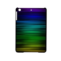 Blue And Green Lines Ipad Mini 2 Hardshell Cases by BangZart