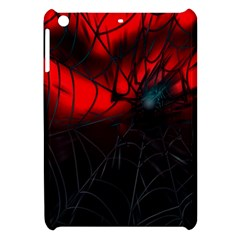 Spider Webs Apple Ipad Mini Hardshell Case