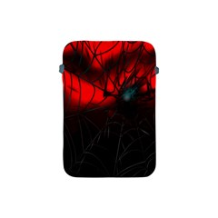 Spider Webs Apple Ipad Mini Protective Soft Cases by BangZart