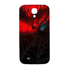 Spider Webs Samsung Galaxy S4 I9500/i9505  Hardshell Back Case by BangZart