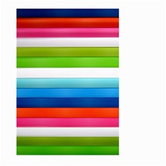 Colorful Plasticine Large Garden Flag (two Sides) by BangZart