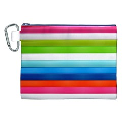 Colorful Plasticine Canvas Cosmetic Bag (xxl) by BangZart