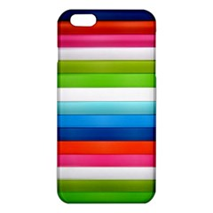 Colorful Plasticine Iphone 6 Plus/6s Plus Tpu Case by BangZart