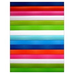 Colorful Plasticine Drawstring Bag (large) by BangZart