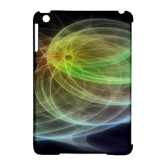 Yellow Smoke Apple Ipad Mini Hardshell Case (compatible With Smart Cover) by BangZart