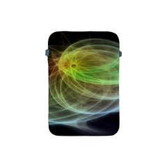 Yellow Smoke Apple Ipad Mini Protective Soft Cases by BangZart