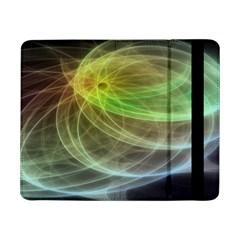 Yellow Smoke Samsung Galaxy Tab Pro 8 4  Flip Case by BangZart