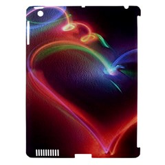 Neon Heart Apple Ipad 3/4 Hardshell Case (compatible With Smart Cover) by BangZart