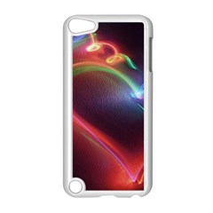 Neon Heart Apple iPod Touch 5 Case (White) by BangZart