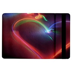 Neon Heart Ipad Air Flip by BangZart