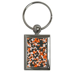 Camouflage Texture Patterns Key Chains (rectangle)  by BangZart