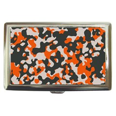Camouflage Texture Patterns Cigarette Money Cases by BangZart
