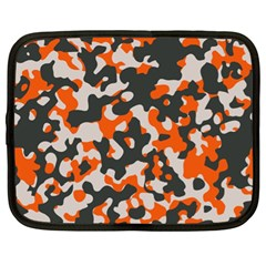 Camouflage Texture Patterns Netbook Case (xl)  by BangZart