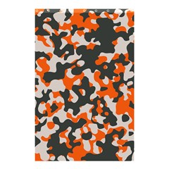 Camouflage Texture Patterns Shower Curtain 48  X 72  (small)  by BangZart