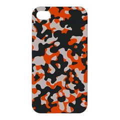 Camouflage Texture Patterns Apple Iphone 4/4s Hardshell Case by BangZart