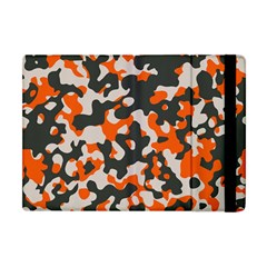 Camouflage Texture Patterns Apple Ipad Mini Flip Case by BangZart