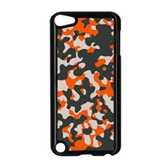 Camouflage Texture Patterns Apple Ipod Touch 5 Case (black) by BangZart