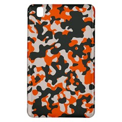 Camouflage Texture Patterns Samsung Galaxy Tab Pro 8 4 Hardshell Case by BangZart