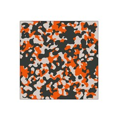 Camouflage Texture Patterns Satin Bandana Scarf by BangZart
