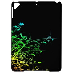 Abstract Colorful Plants Apple Ipad Pro 9 7   Hardshell Case by BangZart