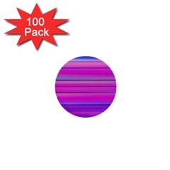 Cool Abstract Lines 1  Mini Buttons (100 Pack)  by BangZart