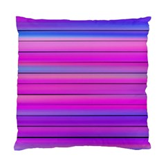 Cool Abstract Lines Standard Cushion Case (one Side) by BangZart