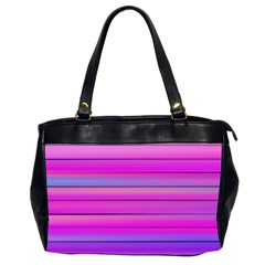 Cool Abstract Lines Office Handbags (2 Sides)  by BangZart