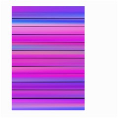 Cool Abstract Lines Large Garden Flag (two Sides) by BangZart