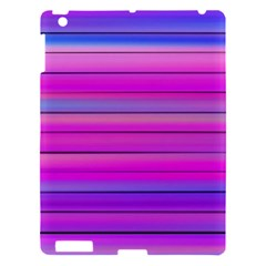 Cool Abstract Lines Apple Ipad 3/4 Hardshell Case by BangZart