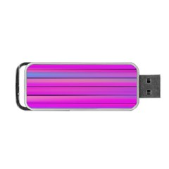 Cool Abstract Lines Portable Usb Flash (two Sides) by BangZart